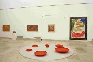 Elan Vital oder das Auge des Eros. Kandinsky, Klee, Arp, Miró und Calder